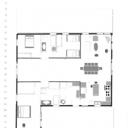 Lot 1 Floorplan House