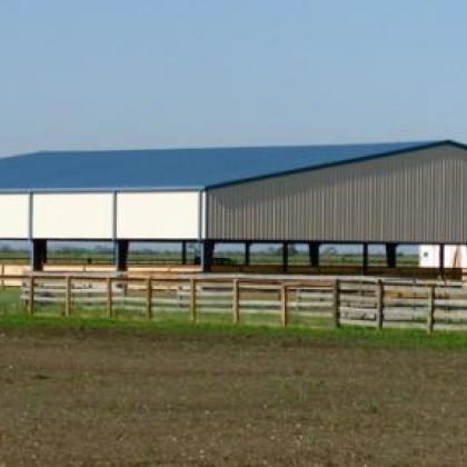 Riding Arenas and Stalls