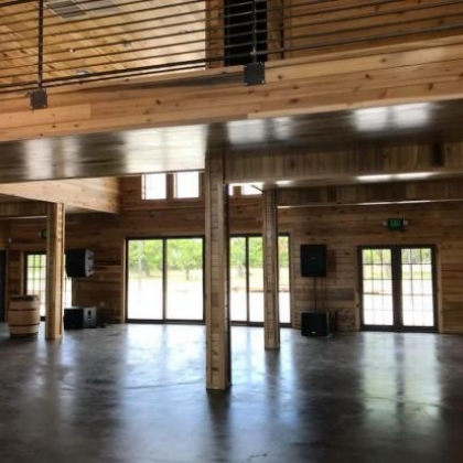 Wedding Venue - The Barn at Swallows Eve